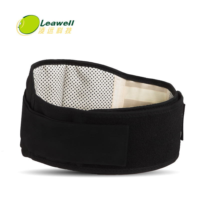 HOT Massage Belt Back Pain Reliver Women Body Shaper Waist Self-heating Magnetic Effective Treatment Of Lumbar Disc Herniation electric heating waist belt protector for intervertebral strain lumbar support heating uterus stomach suited for men and women