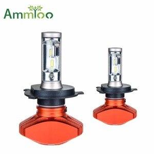 AmmToo H7 Led Car Headlight Fa