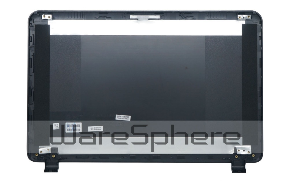 New LCD Back Cover for HP 15-G 15-R 250 G3 255 G3 Rear Case 760967-001 AP14D000C70 Gray new lcd back cover for hp 15 g 15 r 250 g3 255 g3 rear case 760967 001 ap14d000c70 gray