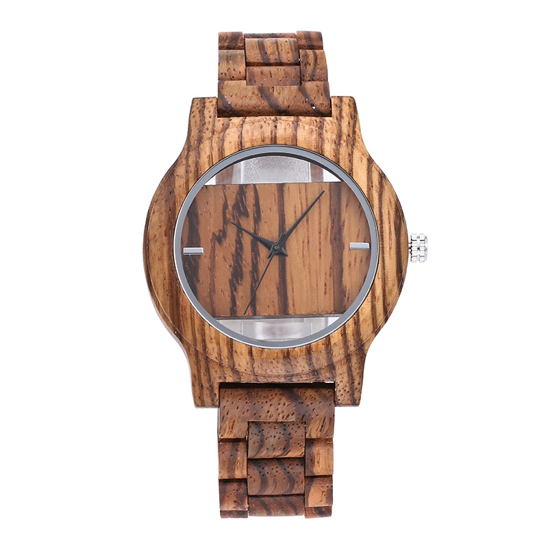 6 Design Wood Wrist Watch Red Brown Walnut Rose Quartz Wood Men Women Watches Fashion Ladies Mens Women Dresses Time Hour Clock dwg brand new wooden watch japan quartz movement rhinestone ladies fashion brown wrist watches women cherry wood clock with box