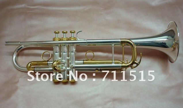 Manufacturers wholesale custom YTR-8335 S inventory of brass instruments Bb trumpet ru relief ceramic manufacturers wholesale tea caddy sealed cans italics opening film ru support custom logo