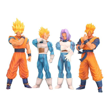 цена на 18cm One piece Dragon Ball Z Vegeta Action Figure PVC Collection Model toys brinquedos for christmas gift with retail box