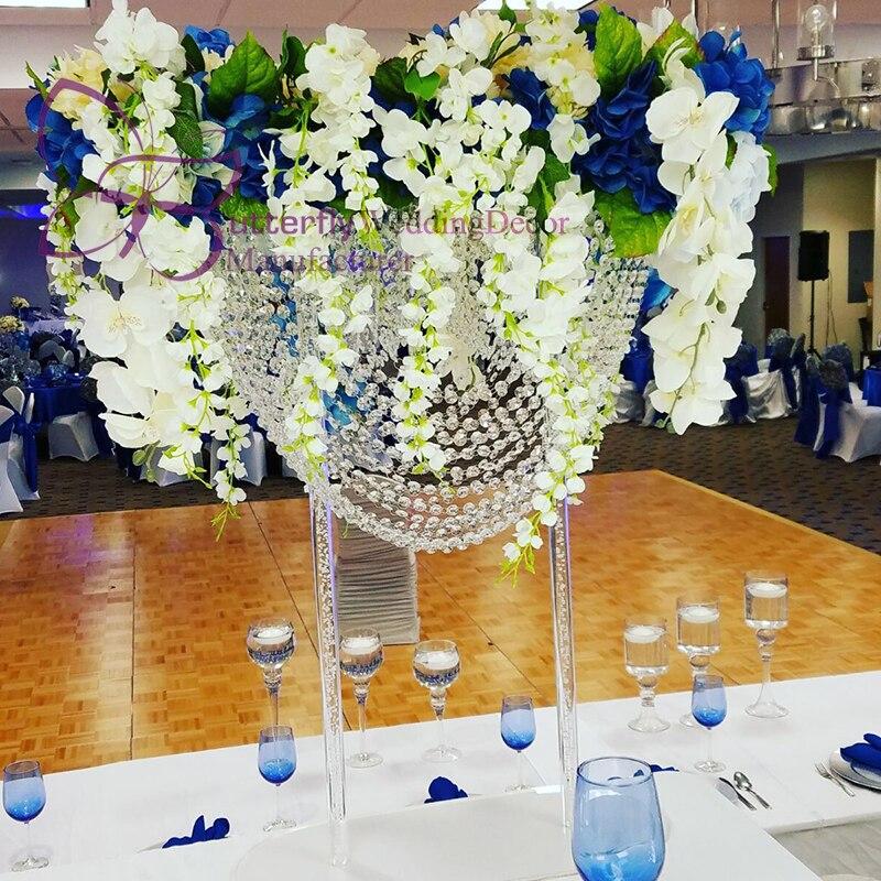 Wedding acrylic Table centerpeices-2