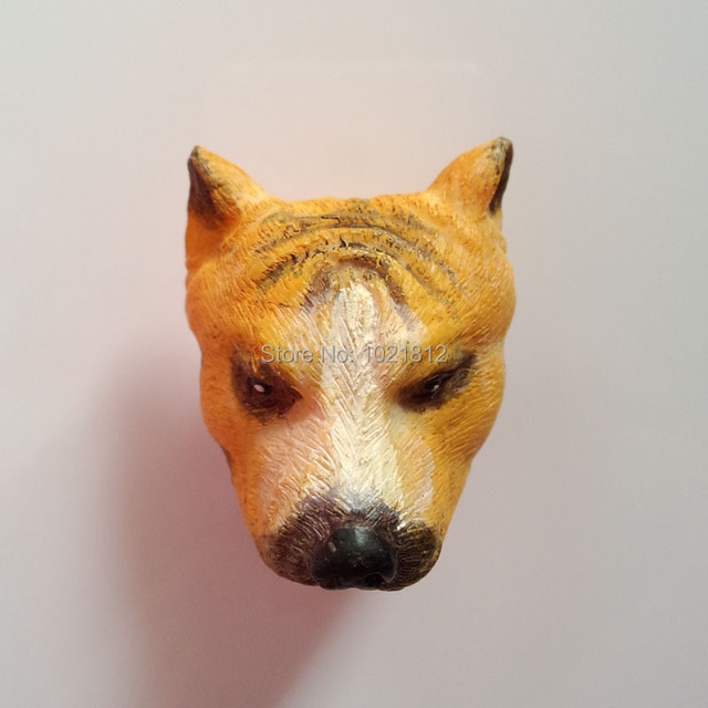 Charming Creative Resin Handmade Cartoon Cabinet Knob Dog Head Cupboard Closet  Dresser Knob Handles Pulls Childrenu0027s Room