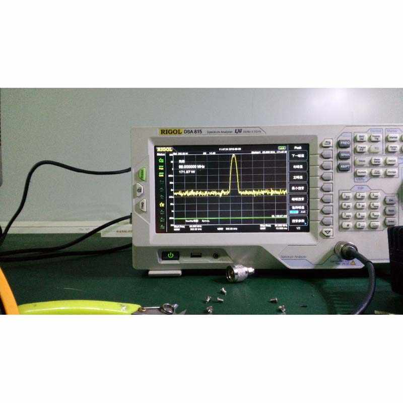 170 Вт FM VHF 80 МГц-180 МГц Восстановленный усилитель мощности платы AMP наборы для Ветчины радио C4-002
