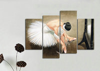 5D Diamond Painting Cross Stitch Full Square Rhinestone Mosaic Pattern Diy Diamond Embroidery Ballet Dancer Girl