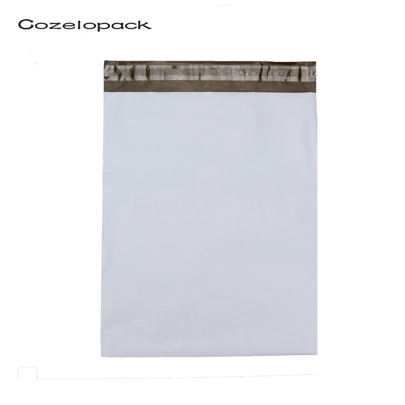 10x13inch 255x330mm 100-Pack Poly Mailers Envelopes Shipping Bags With Self Adhesive, Waterproof And Tear-proof Postal Bags