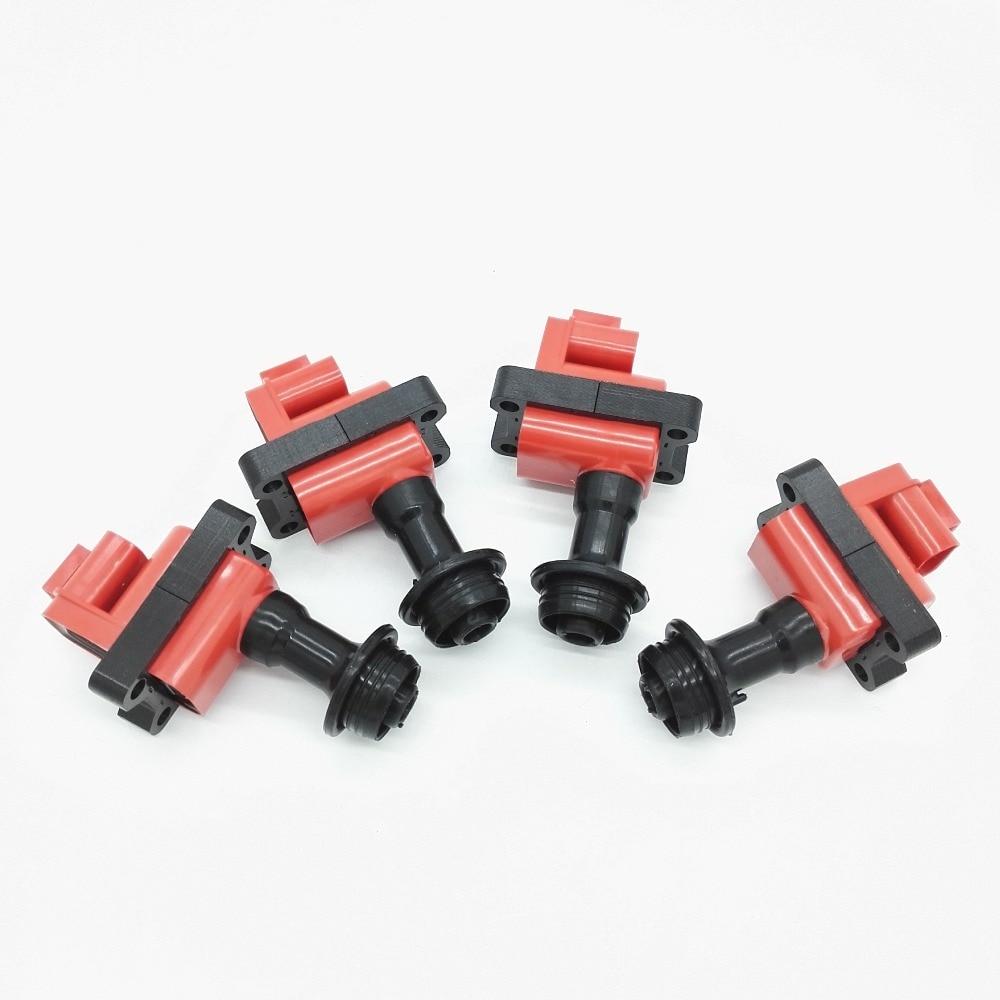 Здесь продается  4pcs Ignition Coil Pack For Silvia 180sx S13 CA18 CA18DET Engine 22433-59S11   Автомобили и Мотоциклы
