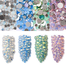 Mtssii 1.2mm Nail Art Beads Decoration Multicolor Micro Stra