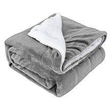 Winter Wool Blanket Ferret Cashmere Blanket Warm Blankets Fleece Plaid Super Warm Soft Throw On Sofa Bed все цены