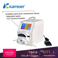 Kamoer Peristaltic Pump Small Bottle Filling Machine