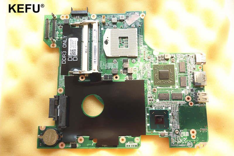 DAV02AMB8F1 fit for Dell inspiron N4110 laptop mainboard 0FR3M 00FR3M 016XHM motherboard HM67 new laptop keyboard for dell inspiron 17r 5721 5737 m731r 5735 french fr layout