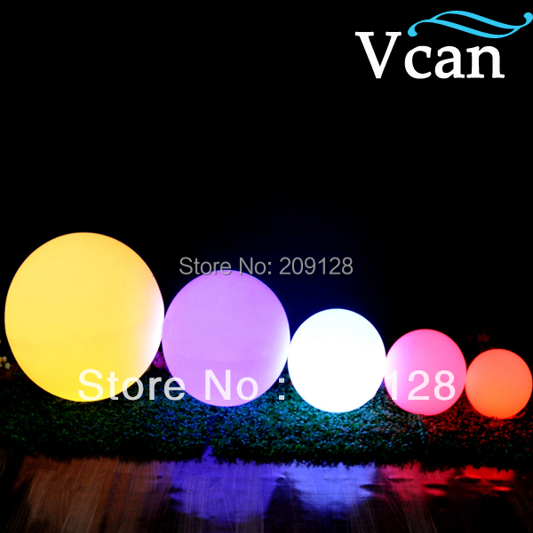 Outdoor Light Battery 50cm big size large outdoor indoor colours change remote control led 50cm big size large outdoor indoor colours change remote control led ball battery operated lights workwithnaturefo