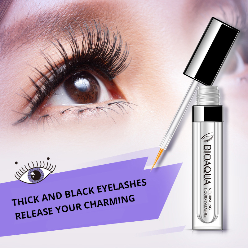 Original 7ml Powerful Enhancer Eyelash Serum Makeup Eyelash Growth Treatments Liquid Serum Enhancer Eye Lash Longer