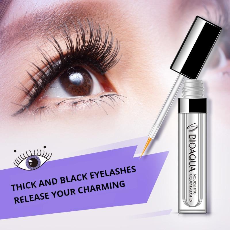 Original 7ml Powerful Enhancer Eyelash Serum Makeup Eyelash Growth Treatments Liquid Serum Enhancer Eye Lash Longer