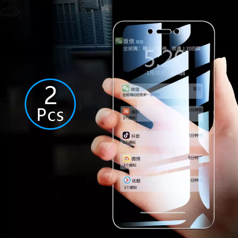 Screen-Protector Phone Tempered-Glass Ksiomi Note-4x4 Xiaomi Redmi For A4 2pcs 3-S-3s