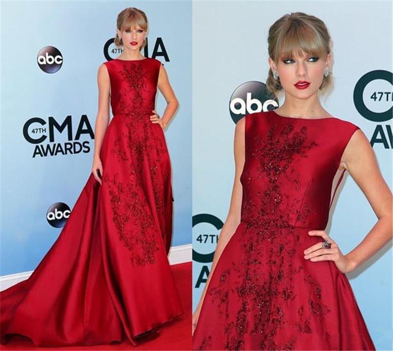 Red Carpet Dresses 2017 Best Dressed Celebrities At Events Bazaar