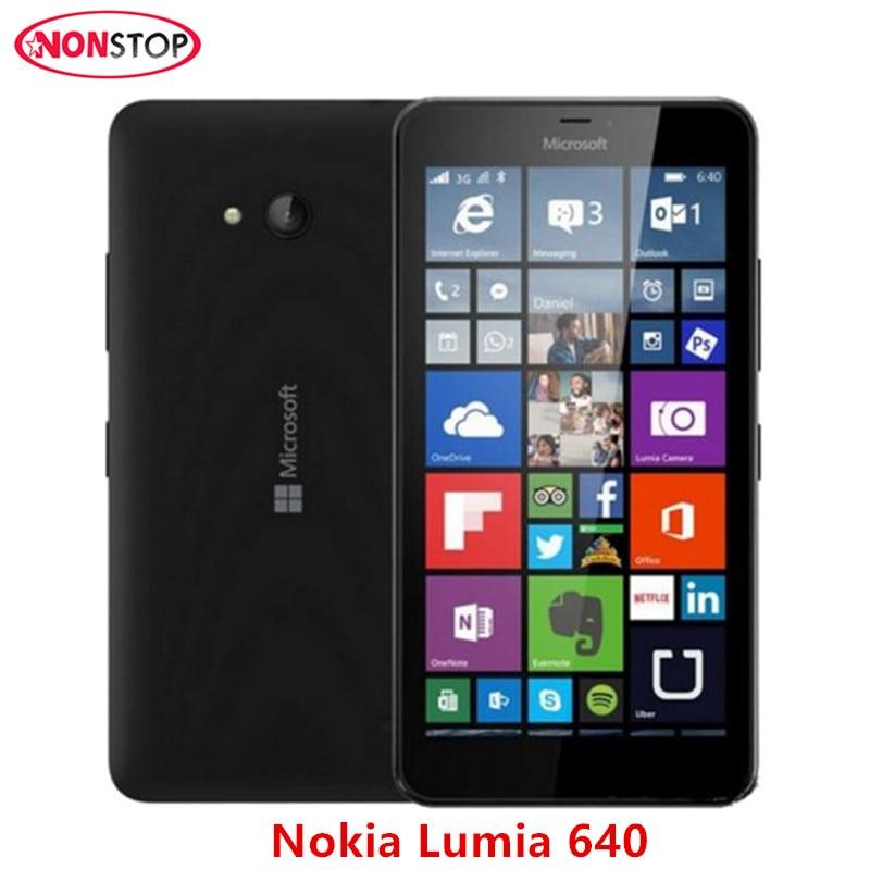 Nokia Microsoft Lumia 640 Original Unlocked Phone 8MP LTE ...