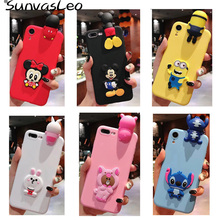 3D Cartoon Animal Soft Case Phone Cover For Samsung J3 J5 J7 (2015 )(2016) J510 J710 J330 J530 J730 J4 J6 J8 Plus 2018 J3 Prime стоимость
