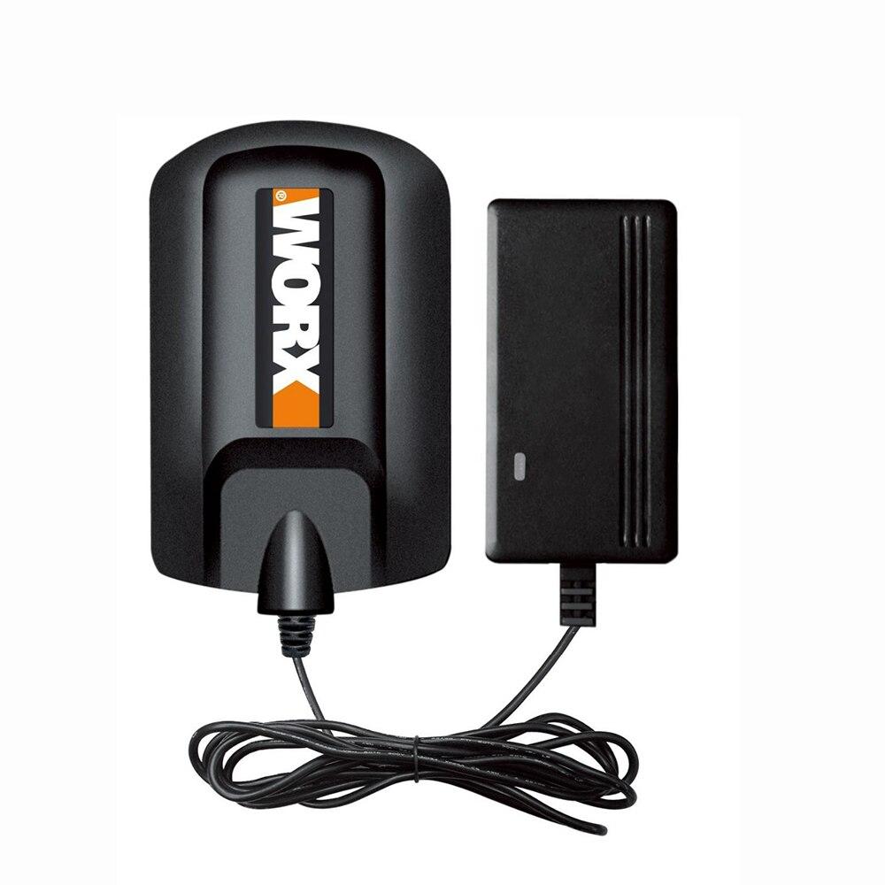 WG155 WA3742 20-Volt Устройство для <font><b>WORX</b></font>, WG160, WG255, WA3520 WG545 и батареи, WA3525