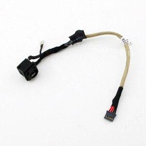 Новинка, разъем питания WZSM для ноутбука, разъем питания постоянного тока, кабель для Sony Vaio, 1 VPCF12, VPCF136FM, кабель для подключения к ноутбуку, раз...