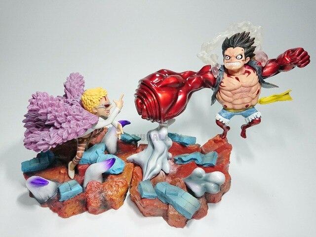 Kumalazy One Piece Luffy Gear Fourth Monkey D Luffy
