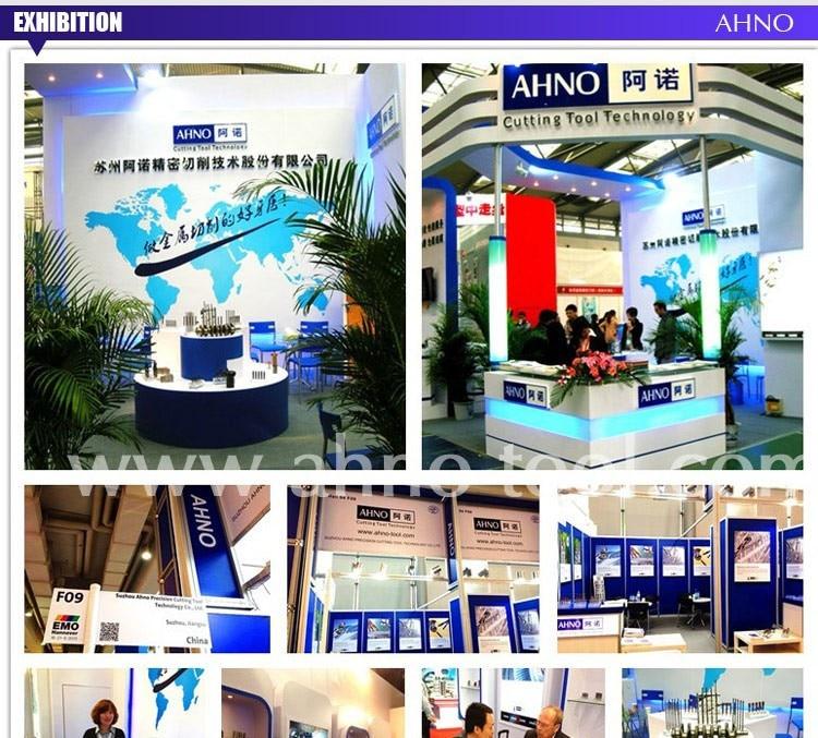 AHNO CNC frézovací nástroje s karbidem wolframu HRC55 - Obráběcí stroje a příslušenství - Fotografie 3