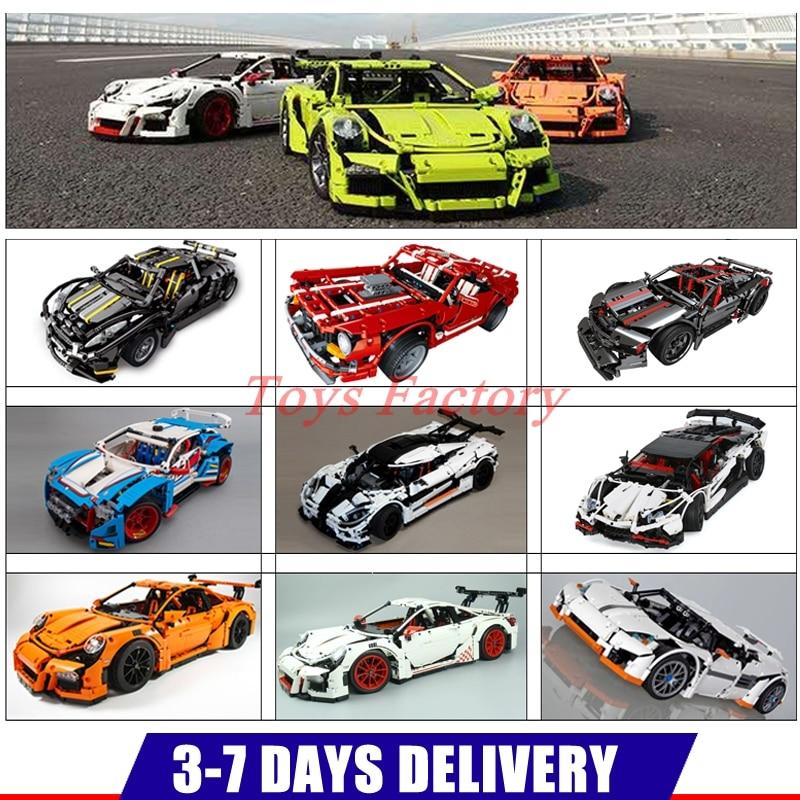 LEPIN  Race Car Technic Series 23002 23006 20001 20052 20077  The MOC-4789 Clone 42056 Building Blocks Bricks Toys for Boys kislis 4789