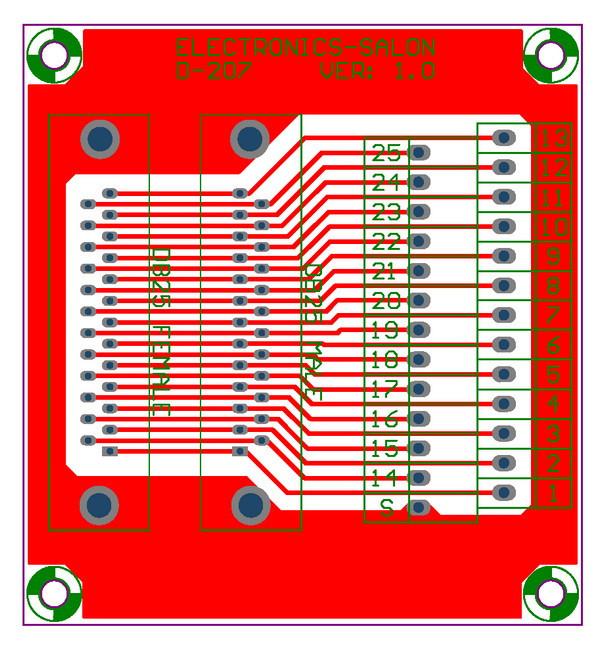D207 PCB