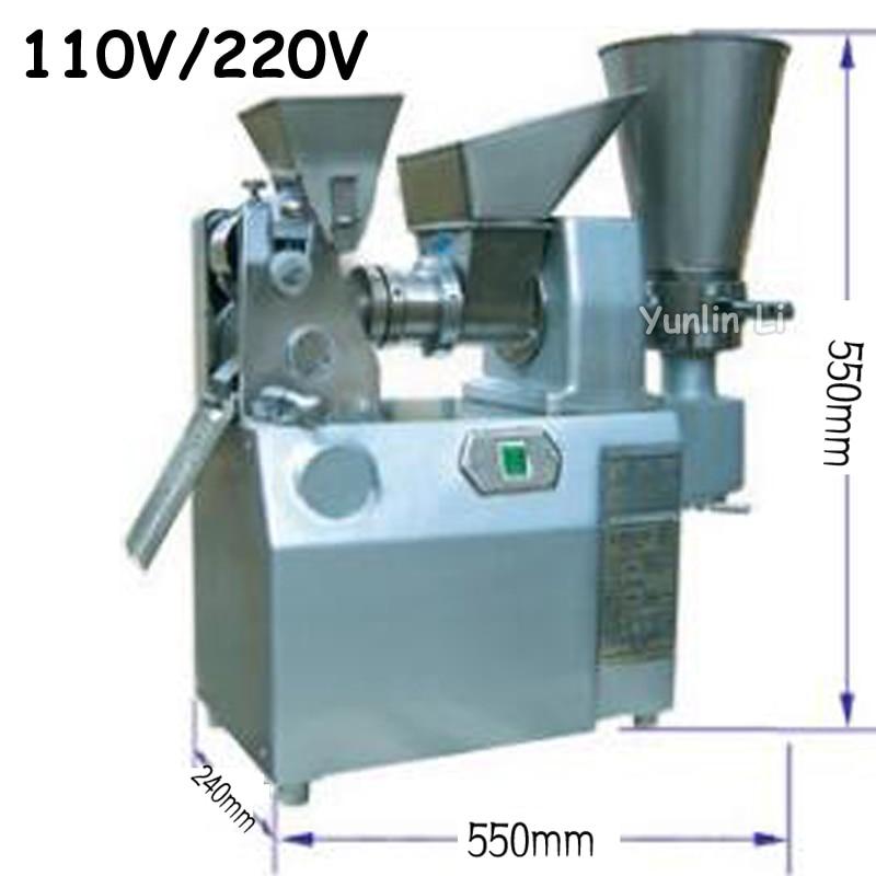 110V/220V Dumpling Machine Commercial Dumplings Making Machine For Restaurant JGT60