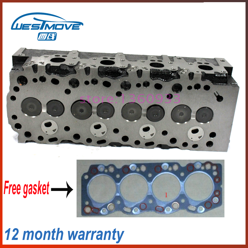 US $309 75 25% OFF|engine : 2LT II 2L complete cylinder head assembly for  Toyota 2 4 L 11101 54160 1110154160 11101 54160 909 056 909056 909 156-in