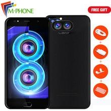 """Оригинальный leagoo M7 MT6580A Quad Core 1280×720 5.5 """"HD Android 7.0 1 ГБ Оперативная память 16 ГБ Встроенная память двойной Камера 3000 мАч отпечатков пальцев мобильный телефон"""