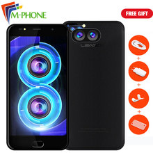 "Original Leagoo M7 MT6580A Quad Core 1280×720 5.5""HD Android 7.0 1GB RAM 16GB ROM Dual Camera 3000mAh Fingerprint Mobile Phone"