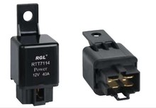 12V-24V / 40A RGL RTT7114 small general electromagnetic relay is suitable for cars, air conditioners, electrical appliances