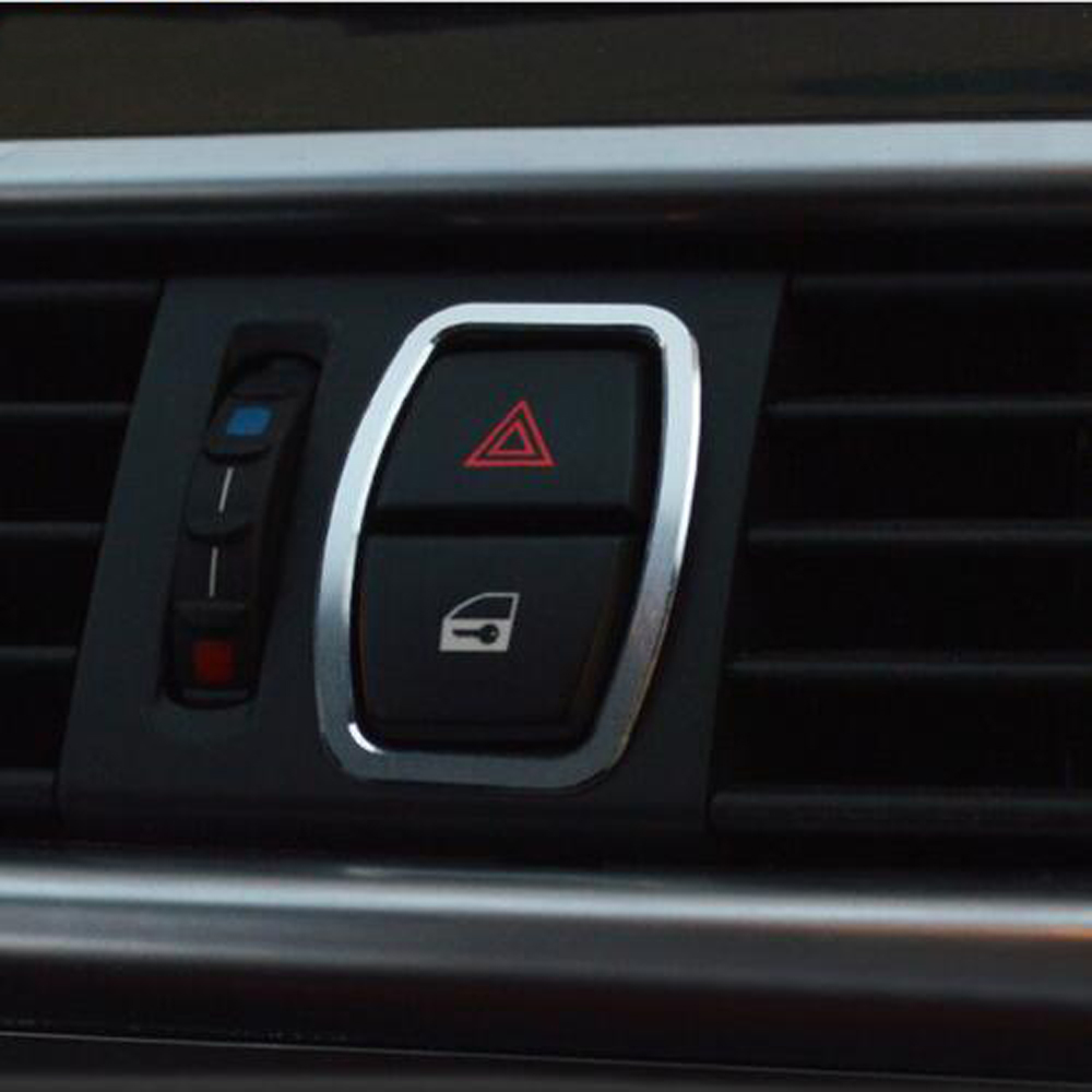 hot car dashboard dash warning lights alert push button