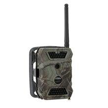 Cámara de juego Trail, S680M 2,0 pulgadas Lcd 12Mp Hd1080P 940Nm cámara de caza de visión nocturna con Mms Gprs Smtp Ftp Gsm cámara de fauna