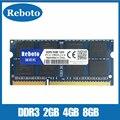 Brand New Sealed Reboto DDR3 2 GB 4 GB 8 GB 1333 Mhz 1600 Mhz 204Pin Memoria RAM Del Ordenador Portátil de Por Vida garantía + Envío Libre!!!
