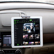 Air-conditioning outlet GPS Stand bus truck va car holder support gps voiture Support 4-10 inch phones and tablets