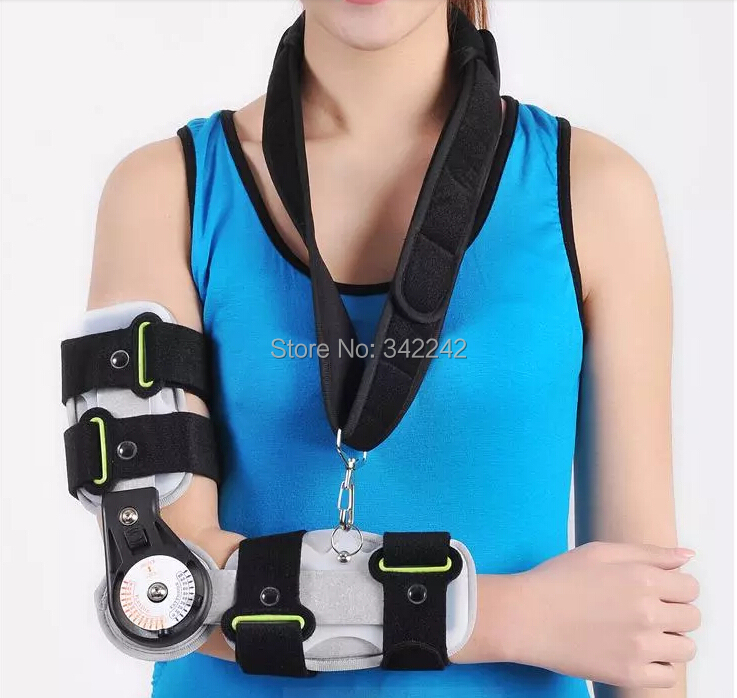 A broken arm elbow rehabilitation/broken arm gear fixed bracket/arm/stroke hemiplegia rehabilitation equipment upper lower limbs physiotherapy rehabilitation exercise therapy bike for serious hemiplegia apoplexy stroke patient lying in bed