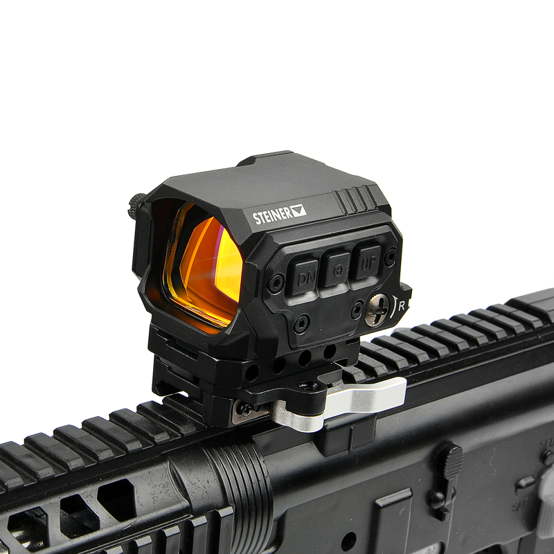 Tactical Riflecope Optic Sight R1X Reflex Red Dot Sight Holographic Sight Hunting Scopes with IR Function