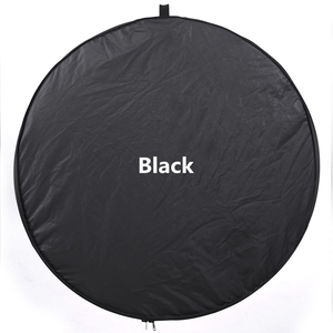 """Image 2 - CY 24"""" 60cm 5 in 1 High quality handhold Portable Collapsible Light Round Photography Reflector for Studio Multi Photo Disc"""