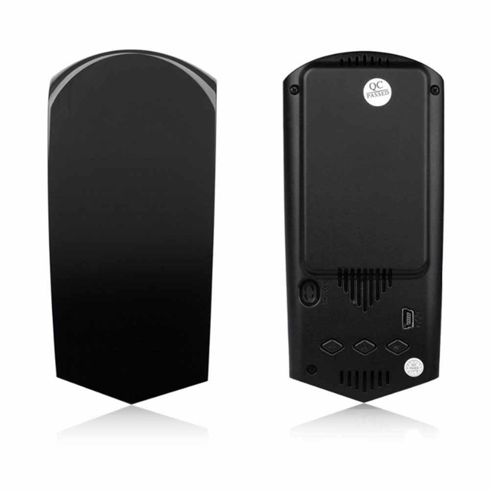 Анти голосовое оповещение светодиодный дисплей скорость 360 ° полоса обнаружения камера детектор портативный радар автомобиль универсальный