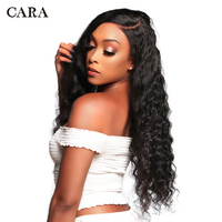 360 Lace Frontal With Bundle Peruvian Virgin Hair Loose Wave 3 Bundles Hair Extension Pre Plucked 360 Frontal With Bundles CARA