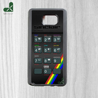 New Product Unique Sinclair ZX Spectrum Background Mobile Protection Cover For Samsung Note5 Note4 Note3 Note2