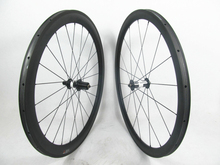 Far sports FSC3850-TM-25 DT180 HUB light weight U shape carbon wheels 38, Mixed profile tubular bike basalt braking carbon wheel