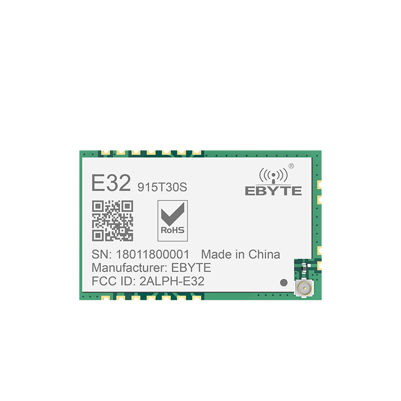 LoRa SX1278 TCXO 915MHz 1W SMD ebyte E32-915T30S émetteur-récepteur sans fil longue portée SX1276 Module émetteur pour antenne IPEX