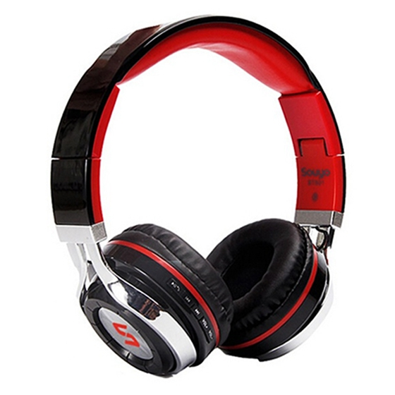 Wireless Bluetooth Stereo Foldable Headset Active Noise Cancelling Bluetooth Headphones Headset Deep bass stereo Headphone new style portable wireless bluetooth foldable headphone noise cancelling headset