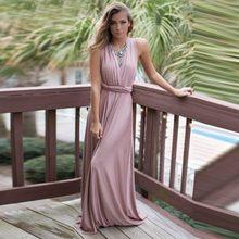 3447220efa496 High Quality Convertible Dress Bridesmaid-Buy Cheap Convertible ...