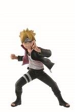 2pcs/set Boruto: Naruto Next Generation Boruto Uzumaki 4.7-Inch PVC Figure [Fighting Stance] J01 prettyangel genuine bandai tamashii nations s h figuarts exclusive naruto shippuden boruto uzumaki action figure