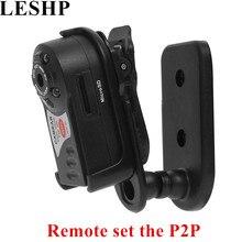 LESHP 1/3 Color P2P HD Mini Wifi DVR IP Camera Camcorder Video Recorder Night Vision DV 2.4G 802.11n WIFI Built in Antenna